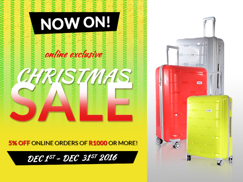 ONLINE EXCLUSIVE Christmas Sale