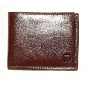 7119ALPBRN CARD FLAP AND ZIP
