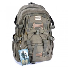 3695-22 CANVAS Backpacks